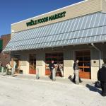 Whole Foods Market - one mile away