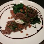 South Texas Antelope Scallopini Entree