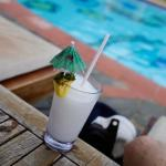 Awesome pina colada!