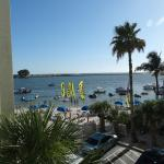 Foto van GulfView Hotel - On The Beach