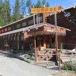 The Lodge at Lolo Hot Springs resmi