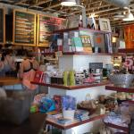 Funky, cool place for a latte or home accessories