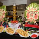 Food display- Mexican Night
