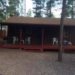 Our cute cabin