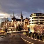 Nicest Hotel in the World and Best City Hotel in Switzerland