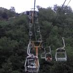 Great Wall ski lift
