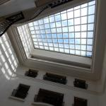 View of skylight