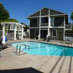 Foto van Comfort Inn Calistoga, Hot Springs of the West