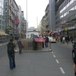 Chech point Charlie