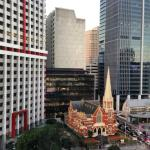 Pullman Brisbane King George Square Foto