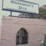 Shakespeare's is NEXT to the open lot. (For now.)