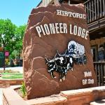 Historic Pioneer Lodge Foto