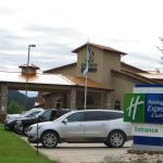 Photo de Holiday Inn Express Hotel & Suites Hill City
