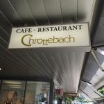 Cafe - Restaurant Chrottebach