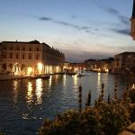 Twilight on the Grand Canal