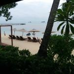 Foto de The Sunset Beach Resort & Spa, Taling Ngam