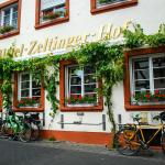 Bike friendly hotel