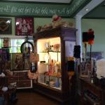 Reception area and gift shop full of locally made finds!
