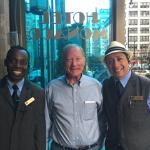 These two employees were incredible:  Jonathan and Antonio.  Both were amazing!