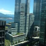 صورة فوتوغرافية لـ ‪Vancouver Marriott Pinnacle Downtown Hotel‬