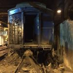 FDR's train underground on the Secret's of Grand Central Tour