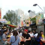 Nice stay in G Hotel (Aug 2012) - Gurney Drive Hawker Centre