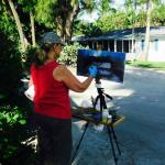 ARTIST LOVE HISTORIC JENSEN'S TWIN PALM COTTAGES & MARINA