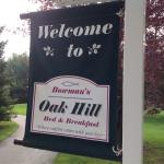 Bowman's Oak Hill Bed & Breakfast Foto