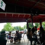 Patio Seating with Live Music