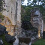 The ruins of the Ermita