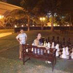 Enjoy playing with this amazing chess