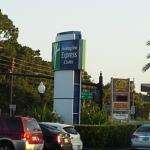 Φωτογραφία: Holiday Inn Express Clearwater North/Dunedin