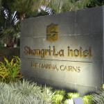 The hotel sign ;)