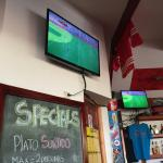 Watched the women's World Cup final here - awesome sports bar!