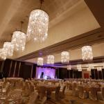 The private function in The H Hotel in Dubai