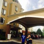 Φωτογραφία: Holiday Inn Express and Suites Roanoke Rapids SE