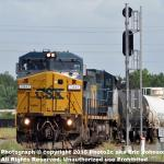 This is the Main Reason I visit Waycross Georgia. To watch & photograph CSX Trains.