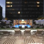 Outdoor Pool and Pool Bar