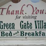 Green Gate Village Historic Inn Foto