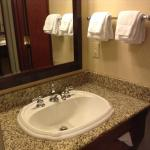 Bathroom - 2 sinks - very nice