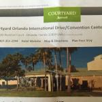Foto di Courtyard Orlando International Drive/Convention Center