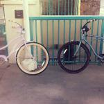 His & Her beach Cruisers free from our resort
