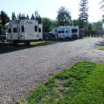 RV Sites toward exit