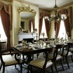 Formal Dining Room in Main house