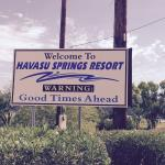 Foto de Havasu Springs Resort