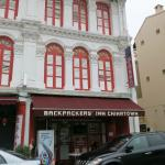 Backpackers Inn Chinatown Foto