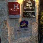 Foto de BEST WESTERN Royal Saint Jean