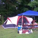 Foto de Fort Whaley Campground