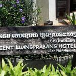 Photo de Ancient Luangprabang Hotel (Phonheuang)