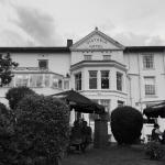 Royal Victoria Hotel, from the front garden
